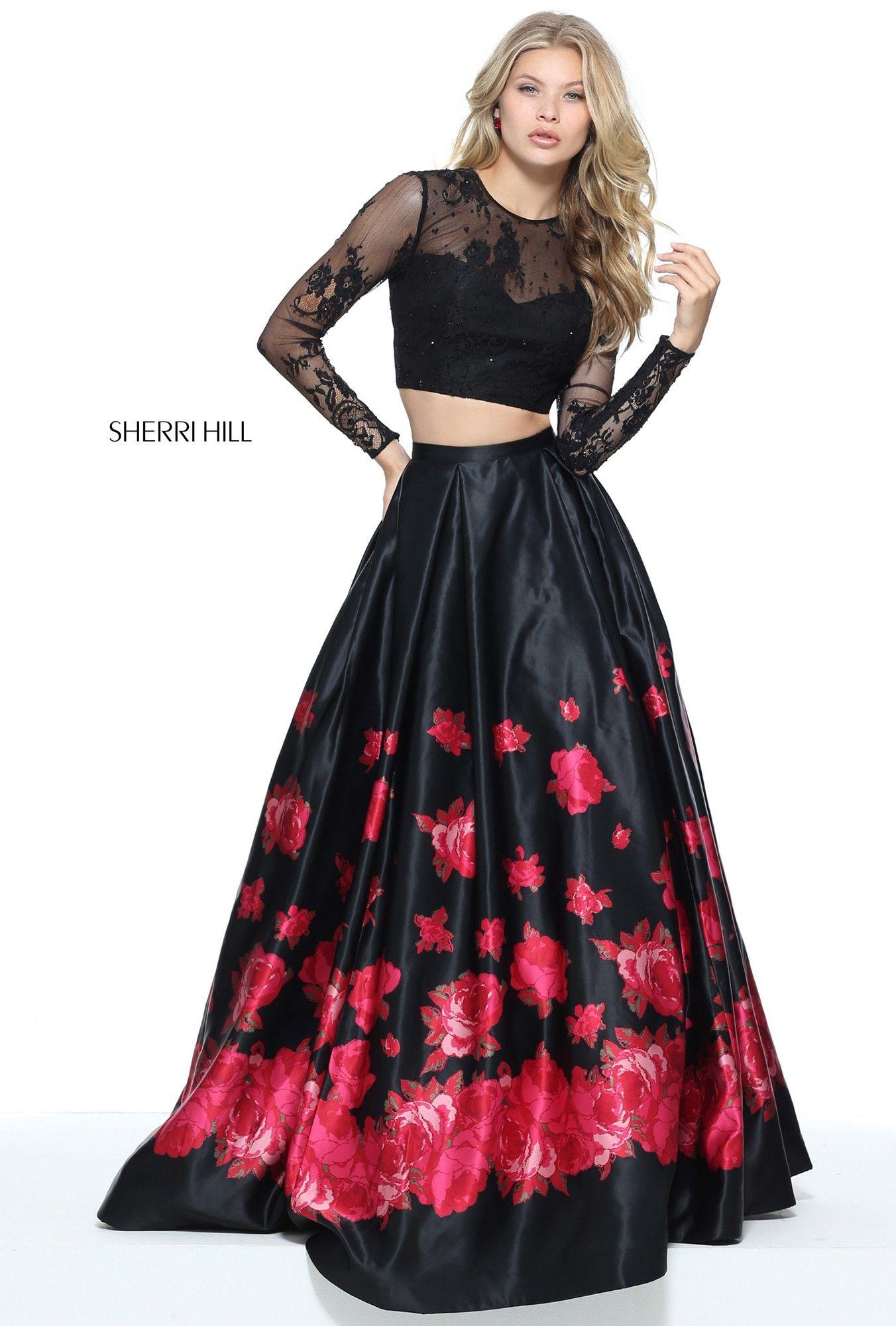 Sherri Hill 51195