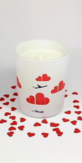 Vente de bougies Label Bougie sur internet-Bougies personnalisées