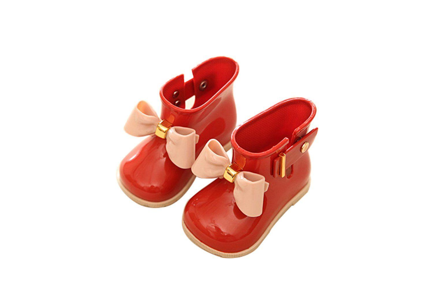 Girls Sandals Soft Anti-slip Baby Shoes Jelly Summer Children Kids Rain Boots