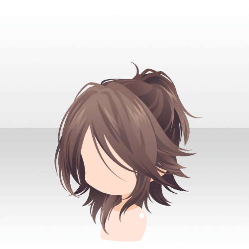 Drawing Hairstyles For Your Characters Manga Hair Anime Hair Hair Sketch