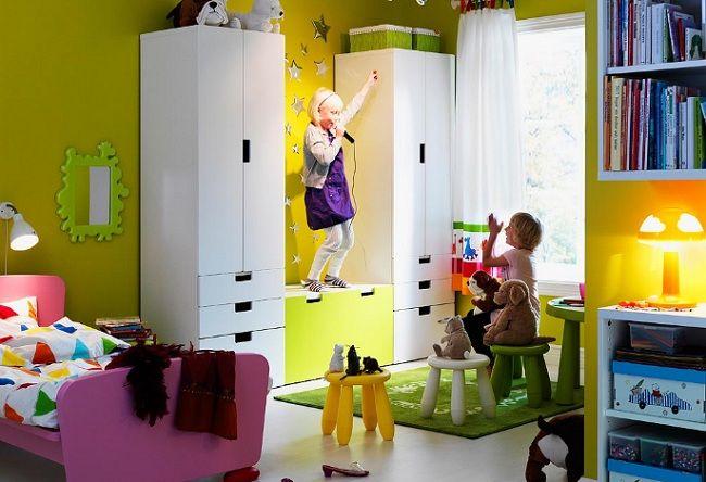 Organizing Kidsu0027 Closets   Cute Idea Of Letting Them Have Fun With It  (fashion