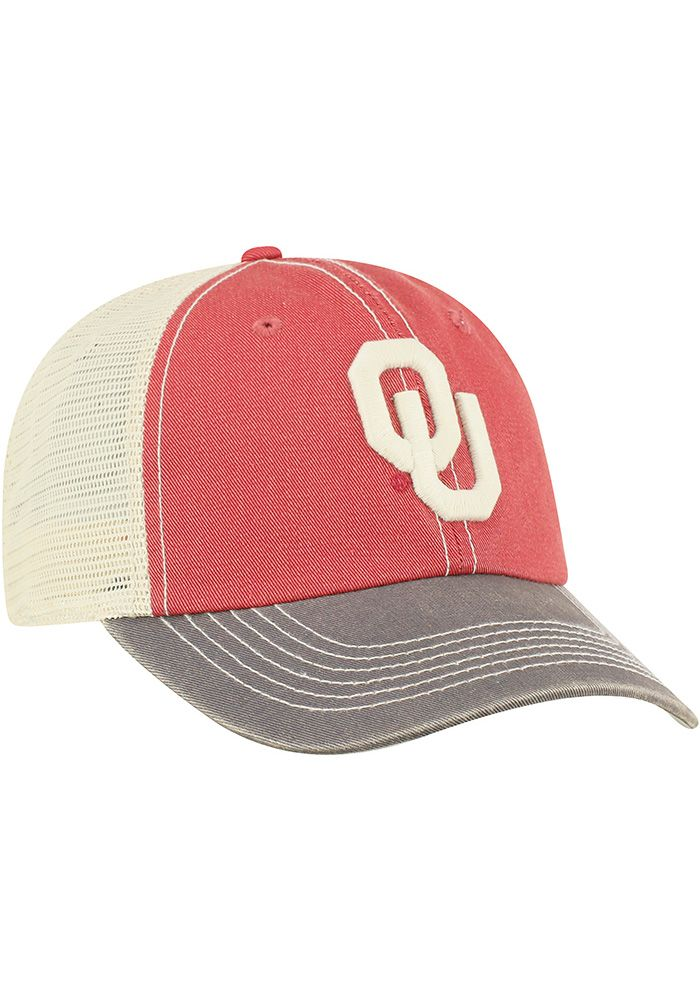 discount shop incredible prices huge selection of Top of the World Oklahoma Sooners Mens Crimson Offroad Adjustable ...