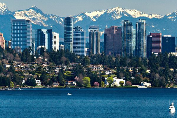 Some Known Facts About Bellevue Washington.