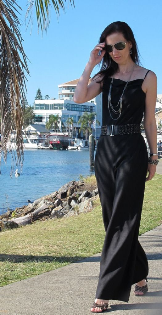 By Hand London Holly Jumpsuit - Sew Busy Lizzy | Holly Jumpsuit ...