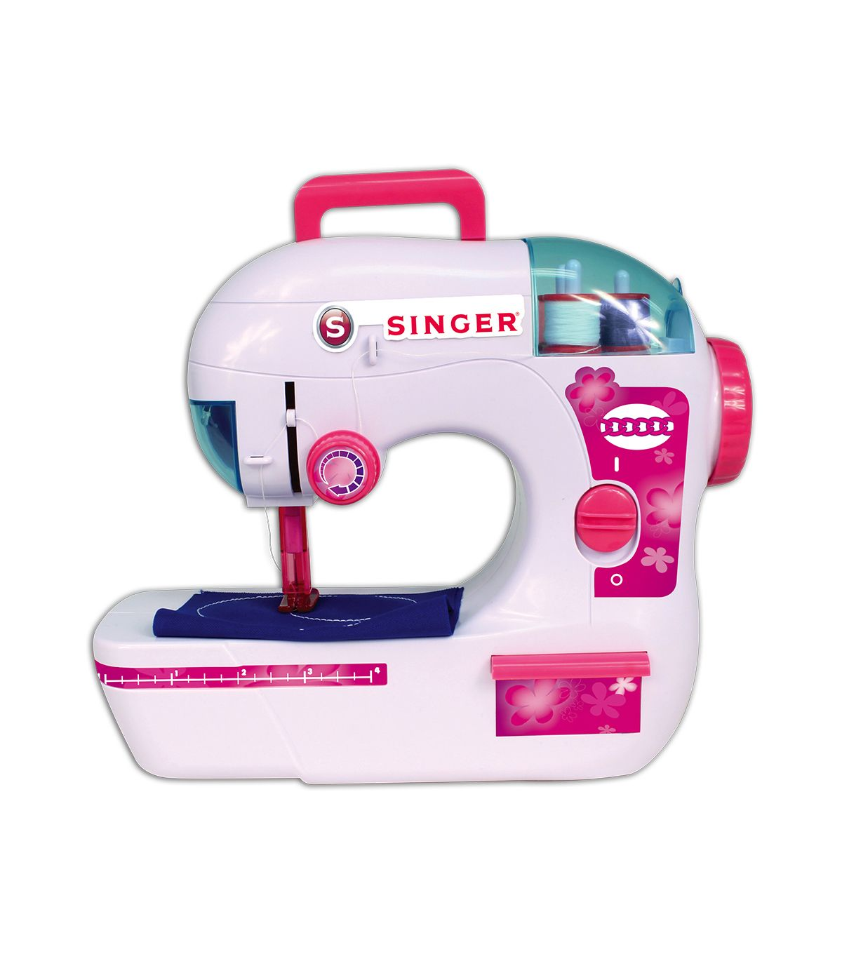 Singer E Z Stitch Toy Sewing Machine Holiday Gift