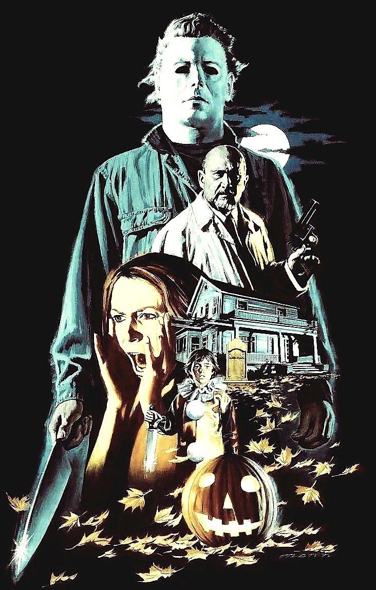Pin by Greg Kleckner on Halloween Movie Tribute Horror