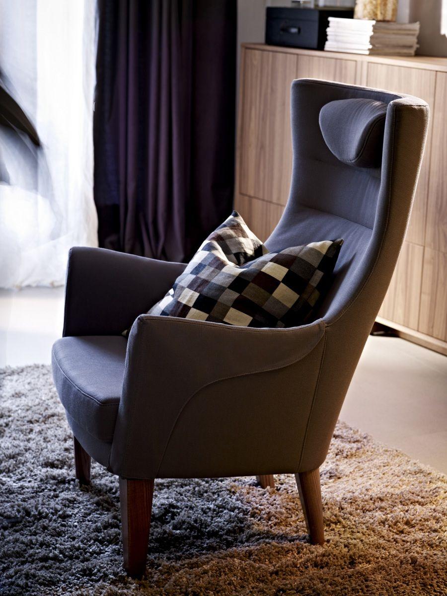 fauteuil vintage ikea stockholm ikea