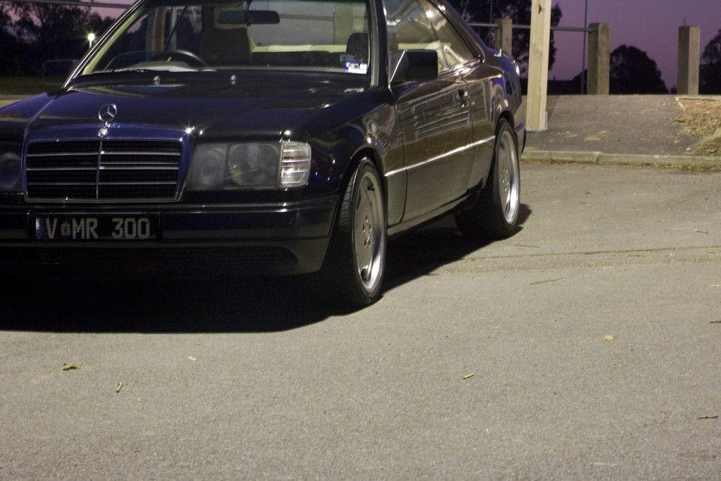 Slammed W124 With Images Mercedes Benz Mercedes Clk Gtr