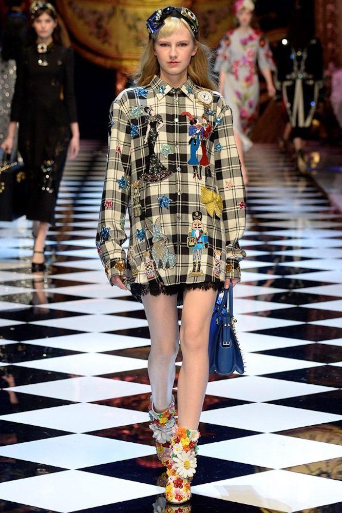 Волшебный мир сказок в коллекции «Fabulous Fantasy» Dolce&Gabbana осень-зима 2016/17 - Ярмарка Мастеров - ручная работа, handmade
