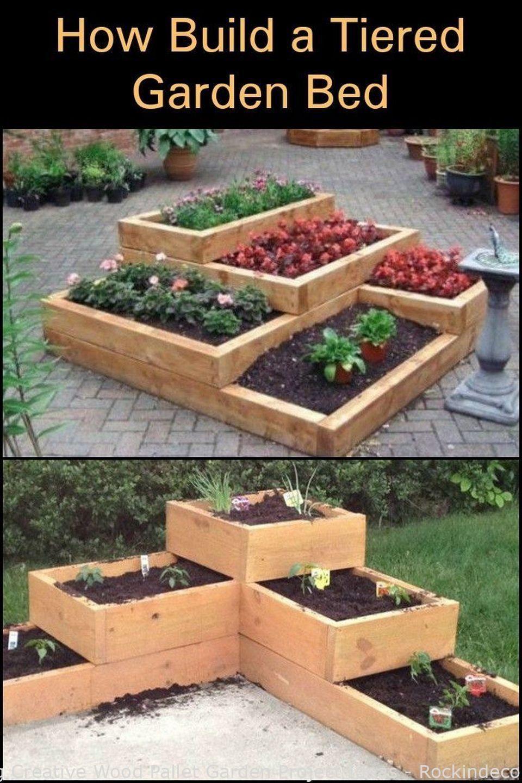 Gardening 60 Amazing Creative Wood Pallet Garden