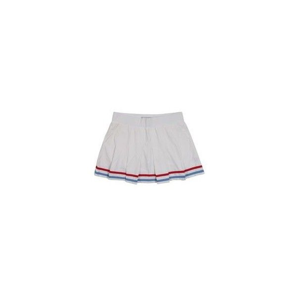 Boast tennis skirt for Kristen giving ❤ liked on Polyvore featuring skirts, bottoms, jupe and pin skirt