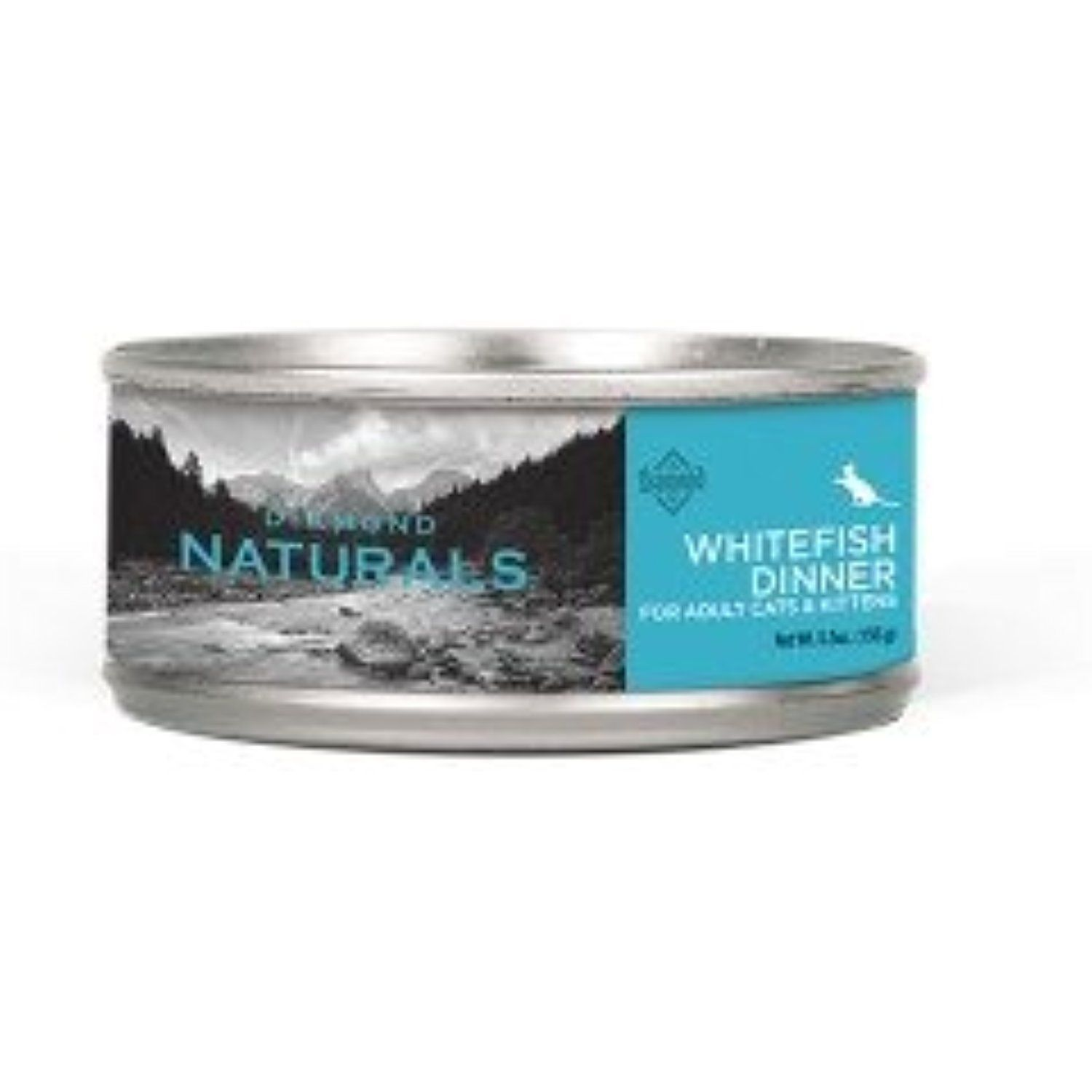 Diamond Naturals Adult Cats And Kittens Canned Food Whitefish Dinner 5 5 Ounce Cans 24 Pack You Could Get Additional Canned Food Dry Dog Food Canned
