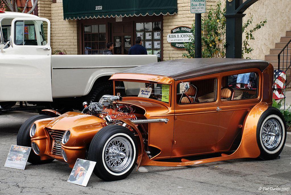 1930 Ford Tudor - radical custom - fvl | Flickr - Photo Sharing!