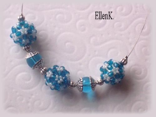 Beads | Beads - Great ball of beads-free tutorial