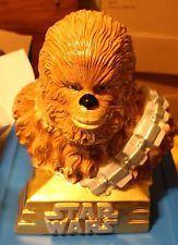 Star Jars CHEWBACCA Star Wars  L.E. COOKIE JAR 1997 62/1000