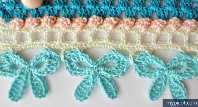20 Crochet Free Edging Patterns You Should Know Free Crochet
