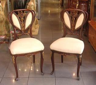 Muebles art nouveau la extrema elegancia decoraci n for La maison muebles