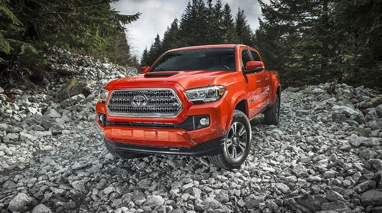 Toyota Tacoma Fuel Economy1