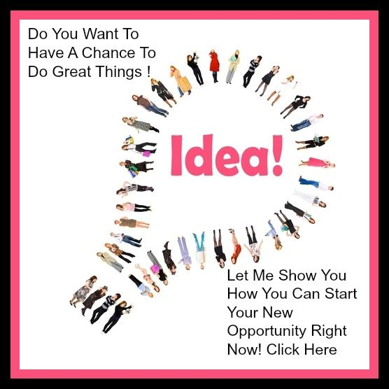Do you come up with great ideas and can't seem to make you boss listen to them. Fed up with being ignored. Well click the picture and sign up because we don't ignore great ideas we encourage them.