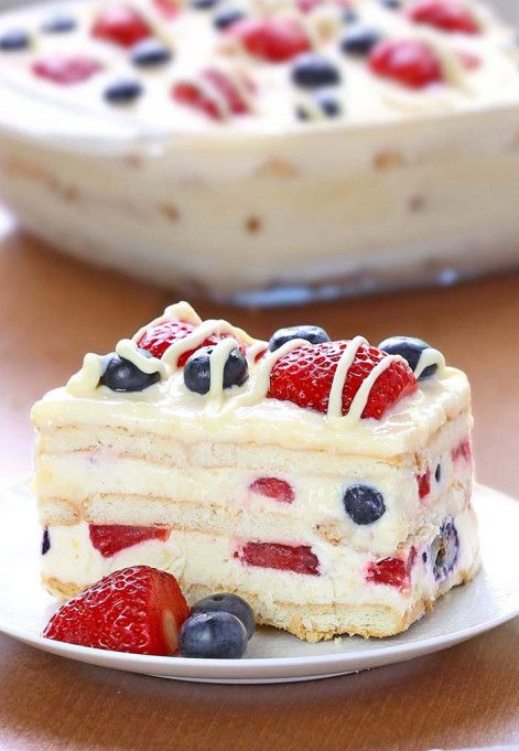 Colorful & Fun 4th of July Recipes Your Kids Will