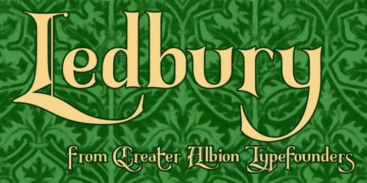 Ledbury Font Download Font Fonts Typography Typeface Webdesign In 2020 Download Fonts Ledbury Fonts