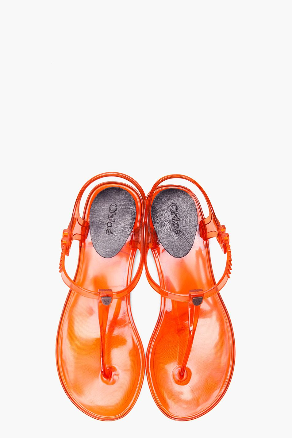7ec36abef57b Chloe jelly sandals