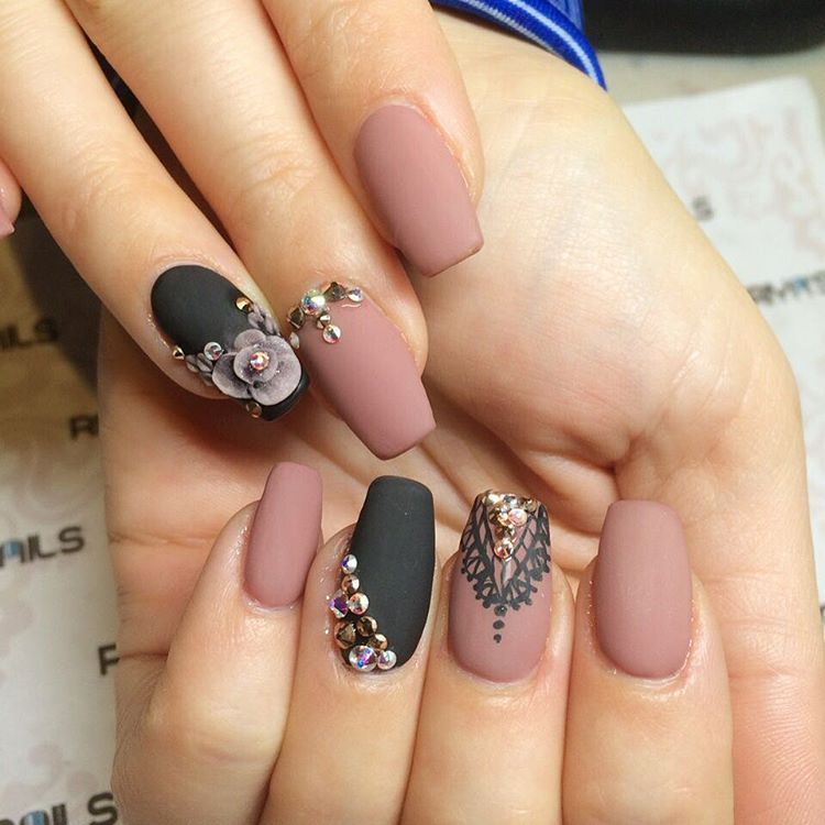 27 Awesome Nail Art Ideas for Thanksgiving   Thanksgiving nails ...