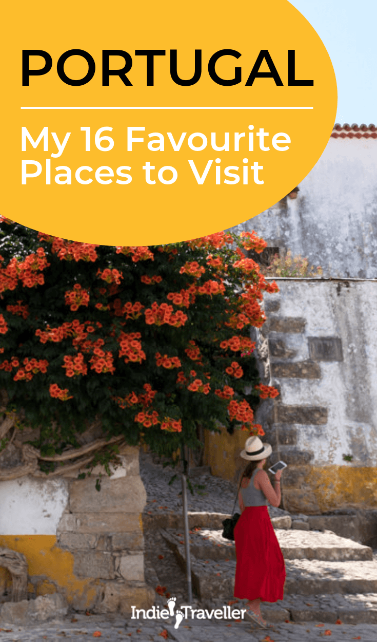 16 Best Places to Visit in Portugal (Local Travel Guide #bestplacesinportugal