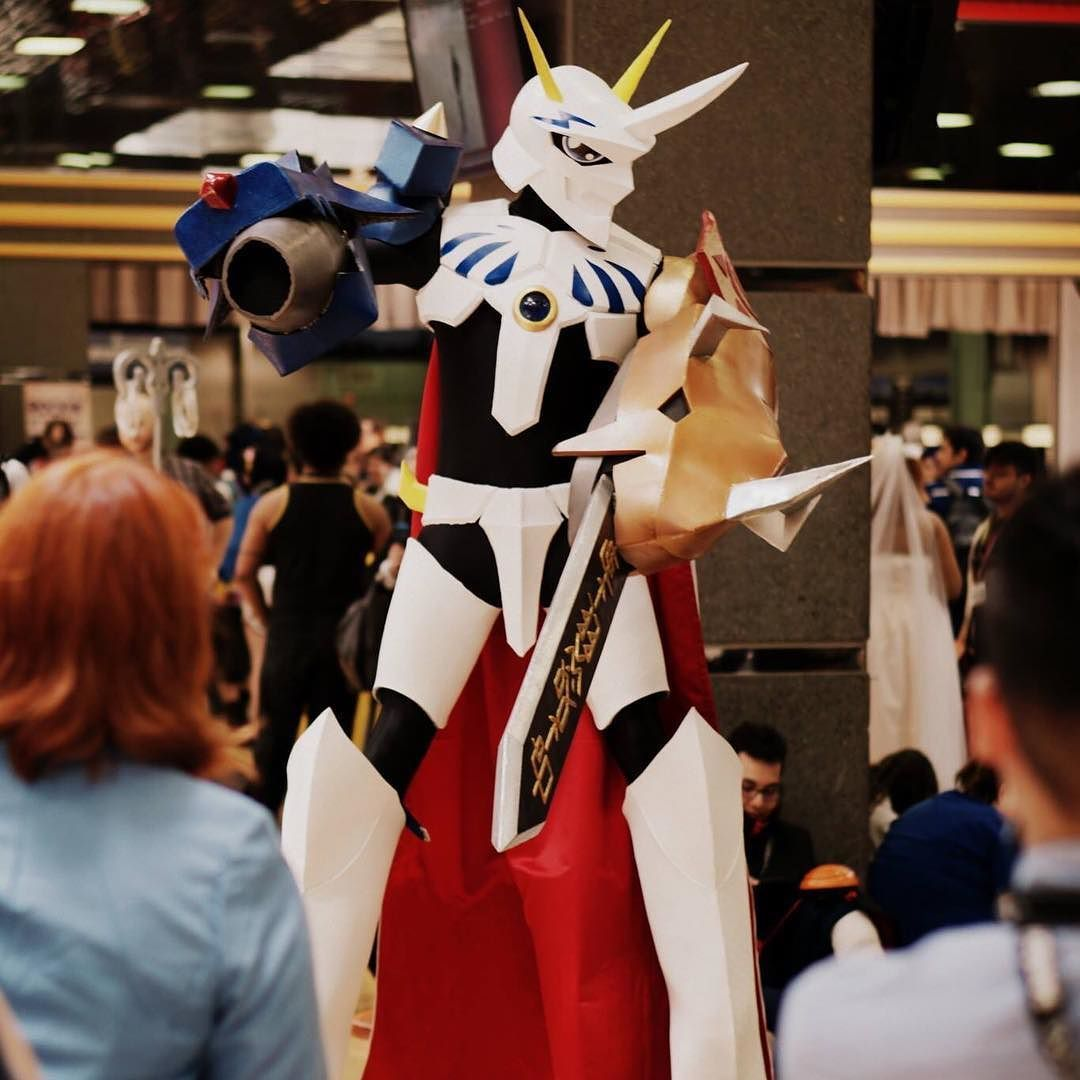 Heres an awesome photo of my costume for anime central
