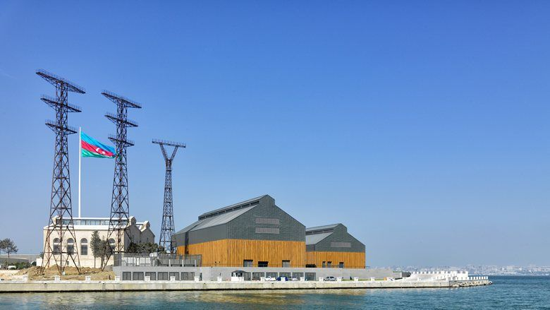 New Power Station - Picture gallery
