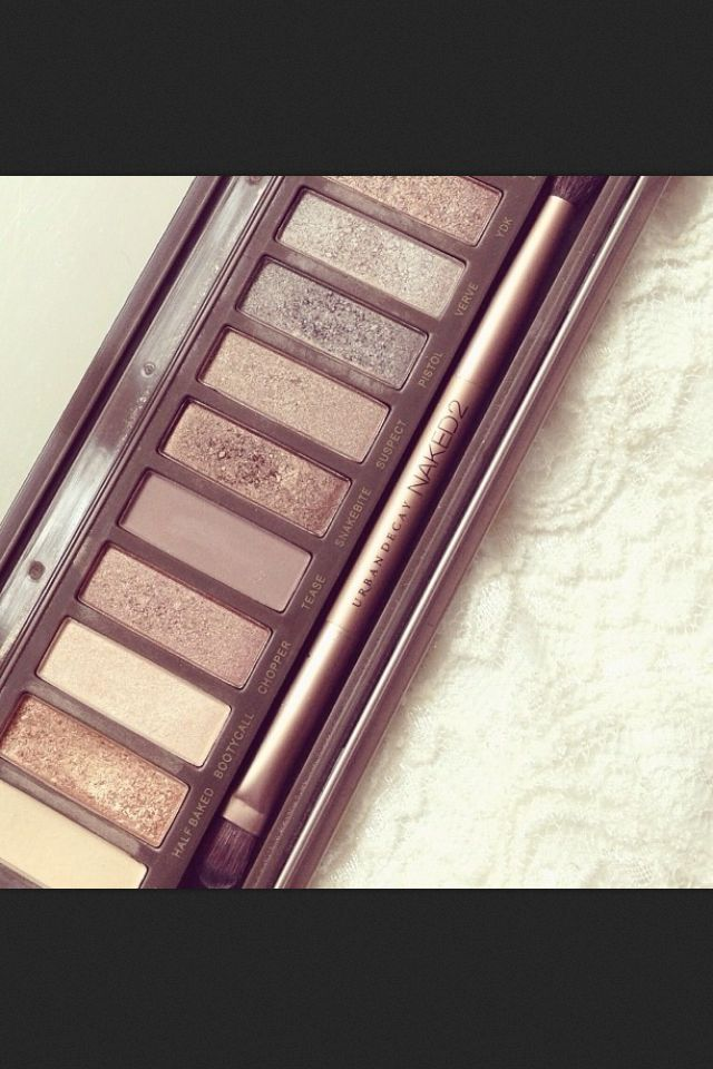 I need this, Urban Decay palette