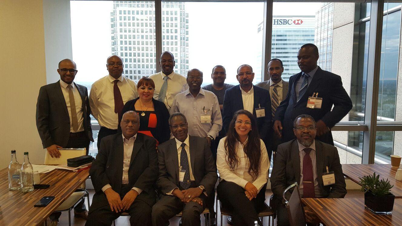بأكبر مشاركة نسائية سودانية إختتام المؤتمر الدولي الثالث للهجرة بلندن