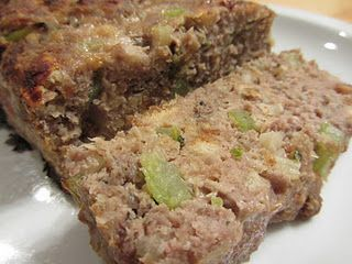 Turkey Dinner Meatloaf: turkey and stuffing in one. dinner for tonight and one for the freezer.
