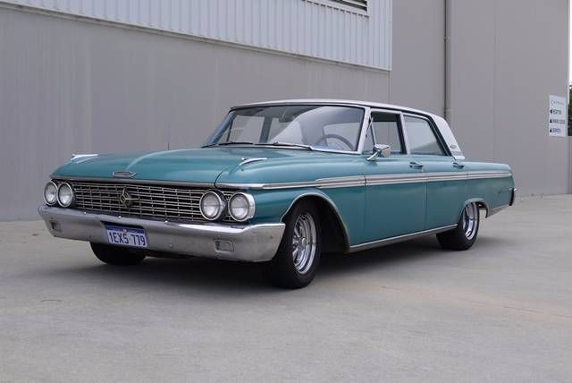 1962 Ford Galaxie Sedan Cars Vans Utes Gumtree Australia