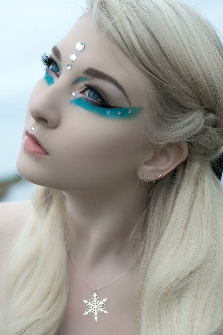 Child of The North  Stock by MariaAmanda on DeviantArt  Makeup