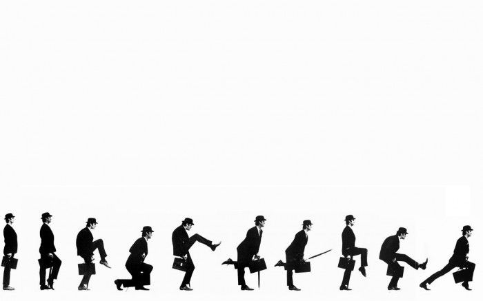 New Monty Python – The Silly Walks Song