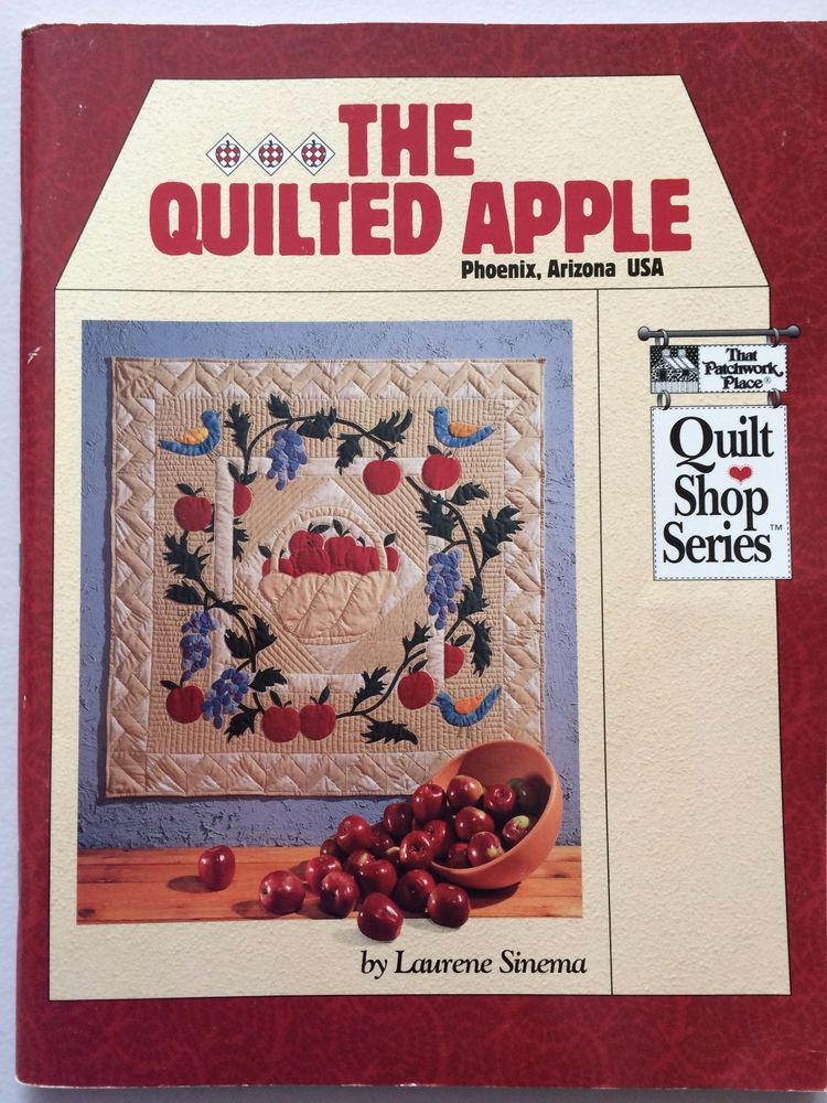 The Quilted Apple Phoenix Arizona Usa Quilt Shop Series