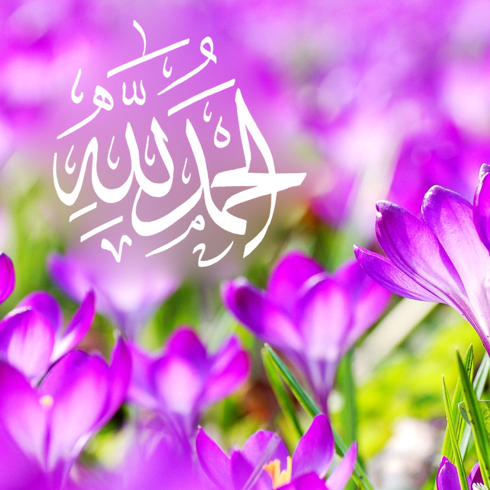 الحمد لله رب العالمين Islamic Teachings Islamic Art Simple Art