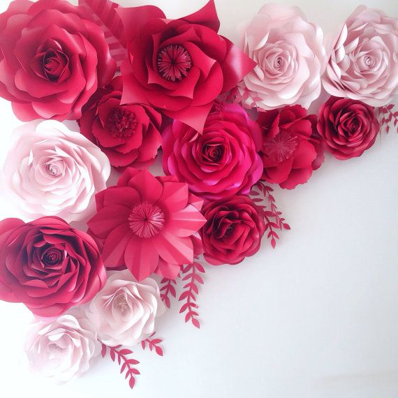 Large paper flowers wedding decoration ideas white paper flowers large paper flowers wedding decoration ideas white paper flowers wedding arch wedding decor mightylinksfo