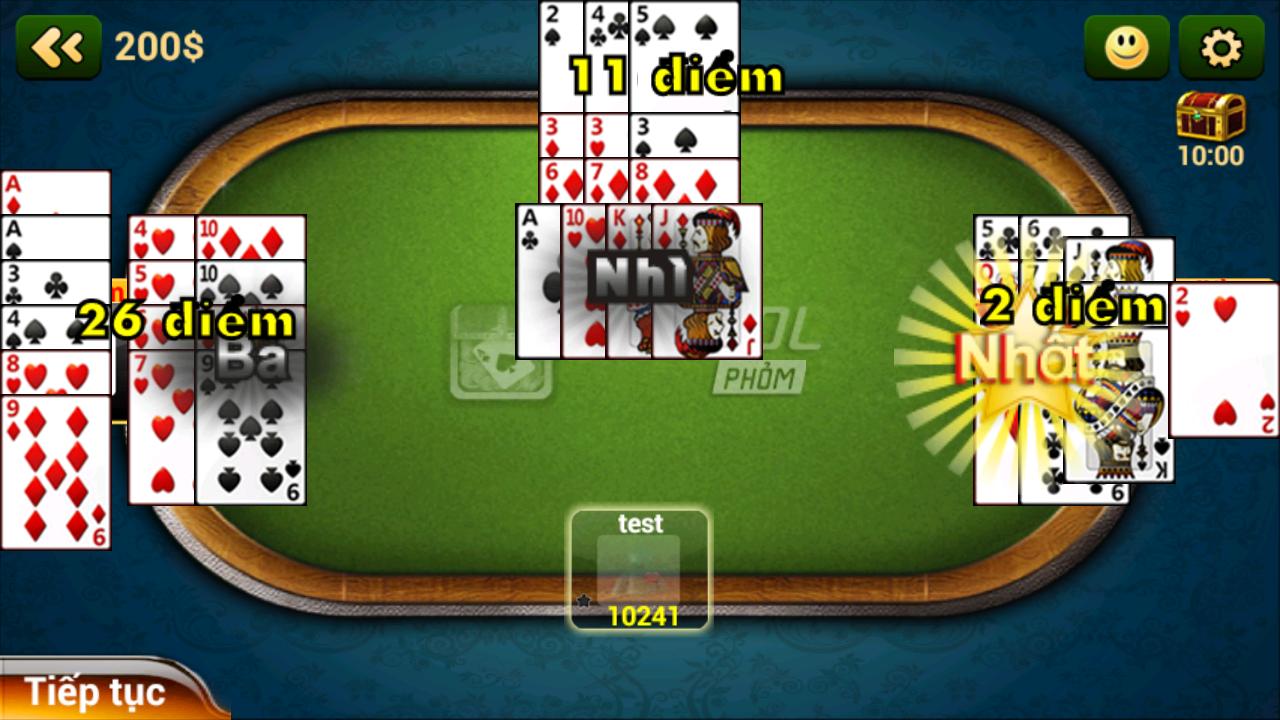 Tải trò chơi bigkool Chơi bài, Tiến lên và Game