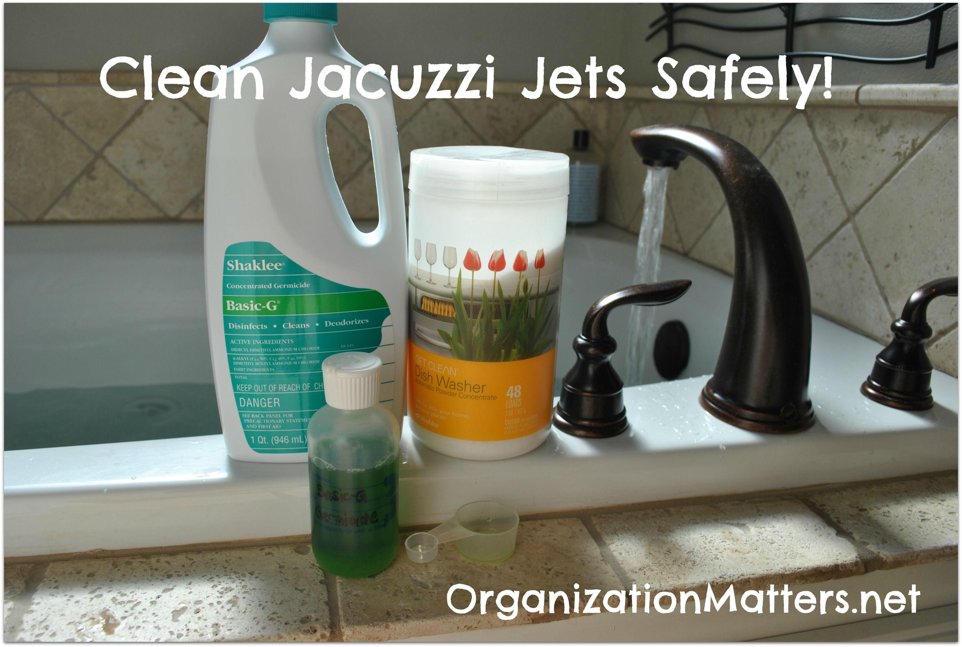 Clean your jacuzzi jets safely jacuzzi tub jacuzzi