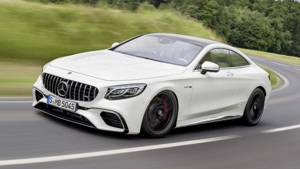 Mercedes Amg S63 Get Facelift Ahead Of Bmw M8 Debut While Everyone