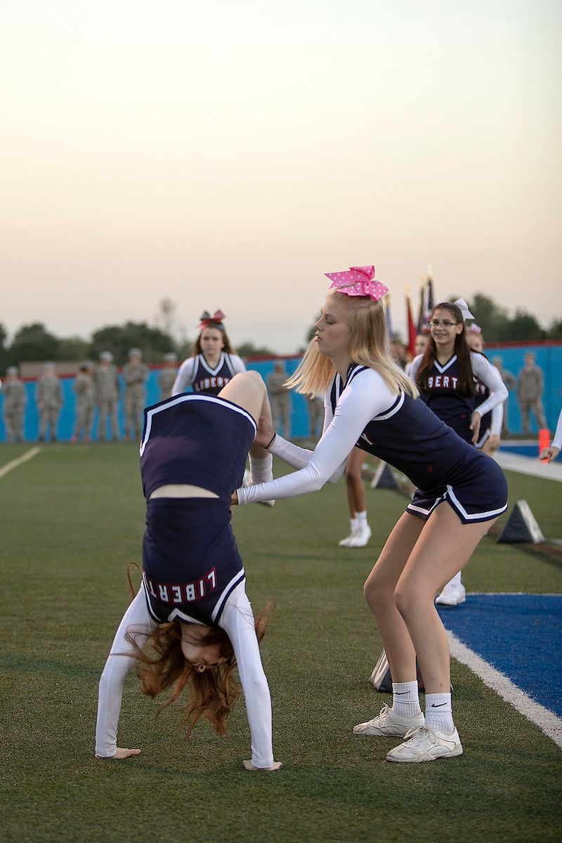 Pin by Talon Yearbook on 2019 Cheer Running, Sports, Cheer