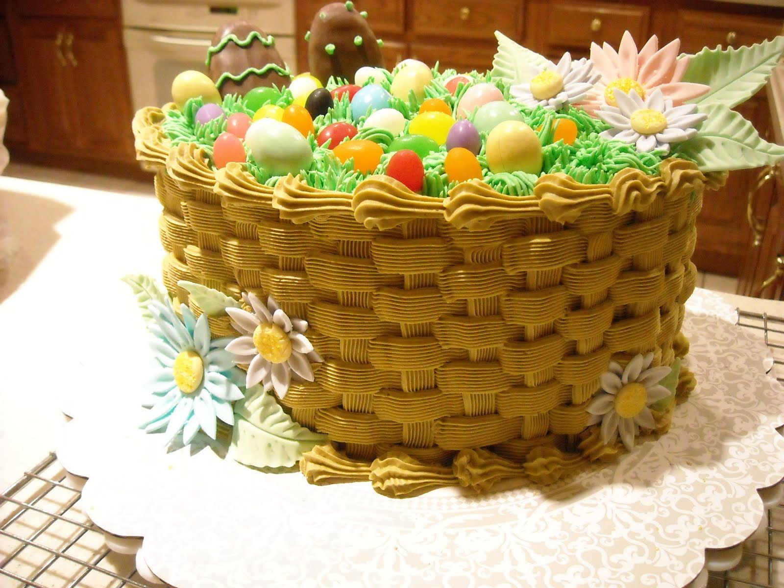 Andreas cakes easter basket cake pques easter cake andreas cakes easter basket cake negle Gallery