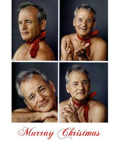 A Very Murray Christmas.Have Yourself A Very Murray Christmas Funny And Or Cute