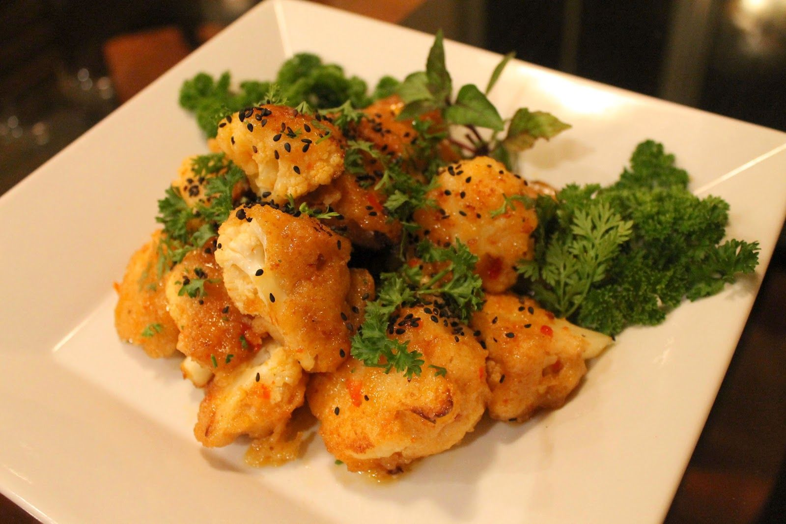 Vegan Cauliflower Frito Misto This Is A Popular Dish On