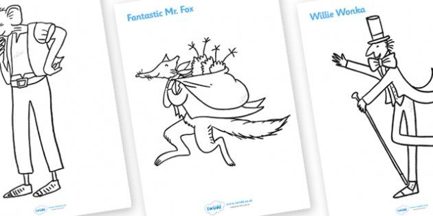 Grinning fox coloring pages | Download Free Grinning fox coloring ... | 315x630