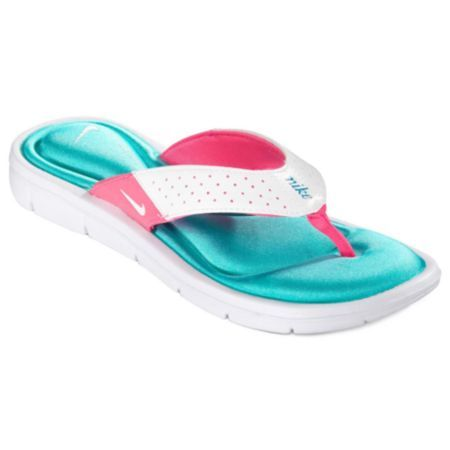 9e674759151d Nike Womens Comfort Thong Sandals (886551551839) Scorching sands won t  stand a chance