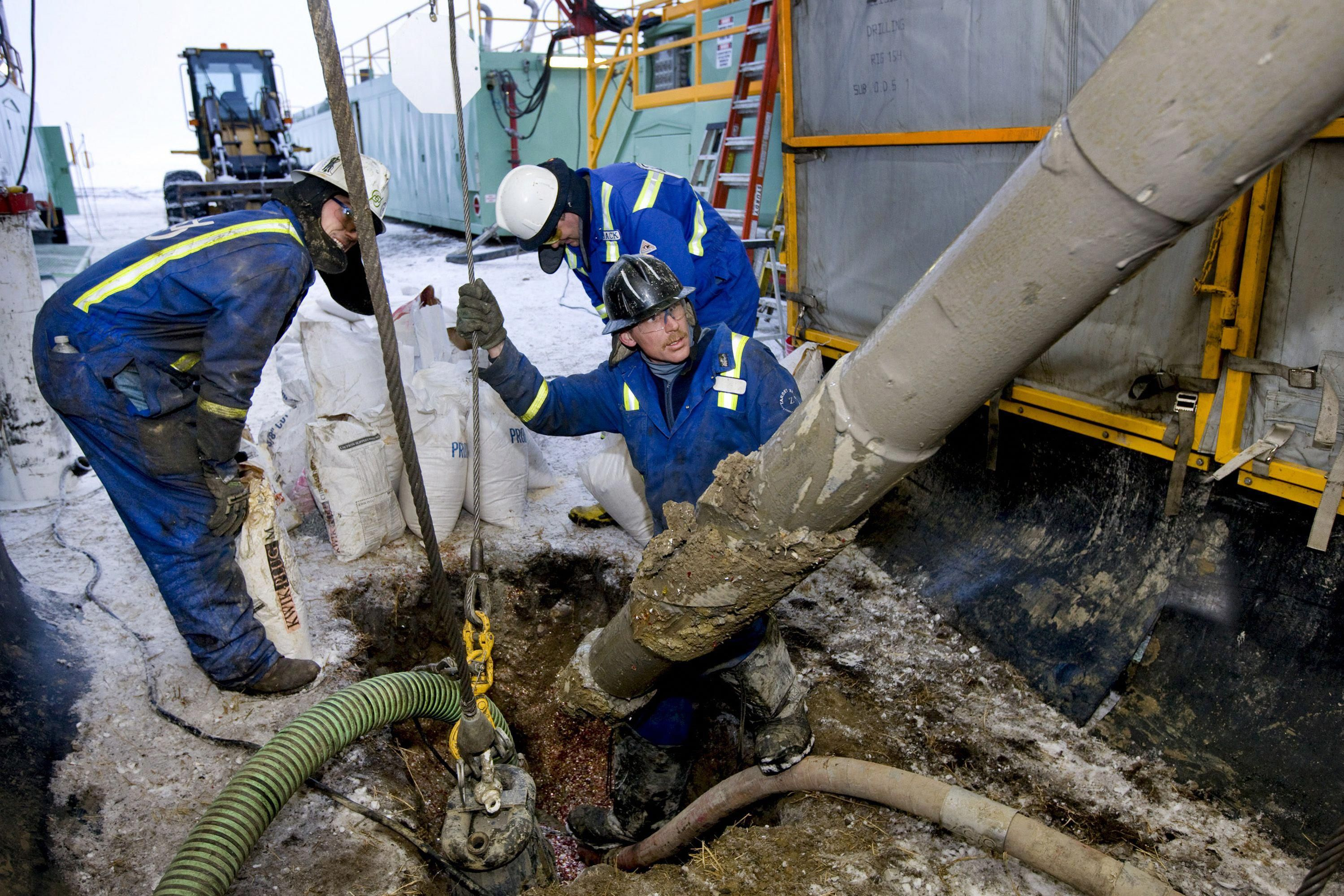 Oil and gas drill operators, for example, can earn C44.80