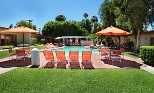 Groupon - Stay at Mojave Resort in Palm Desert, CA. Dates into May. in Palm Desert, CA. Groupon deal price: $97